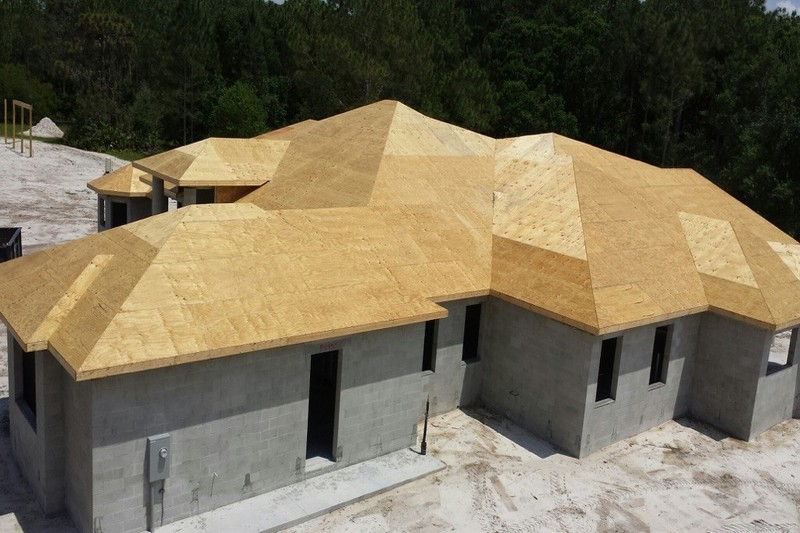 Progress new construction