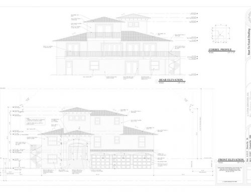 Simon Oliver Renovation Elevation