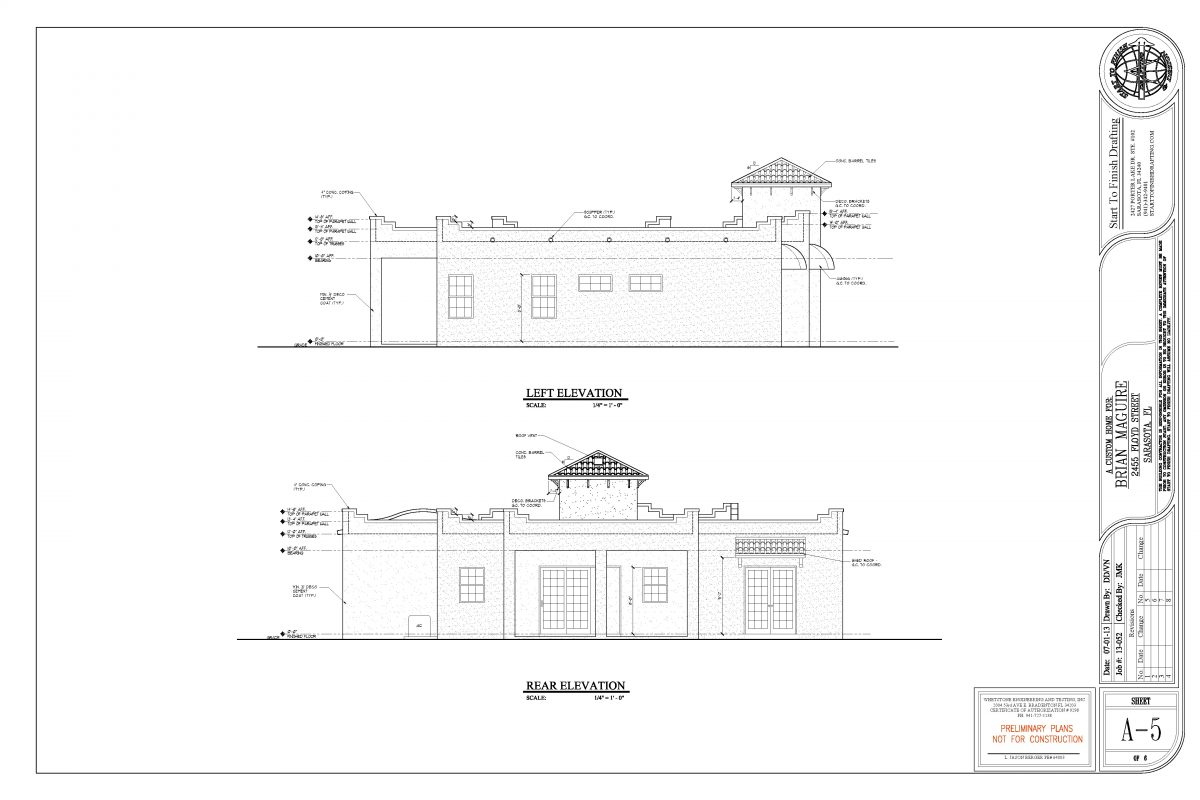Maguire | New Building Construction | Custom Home Design ...