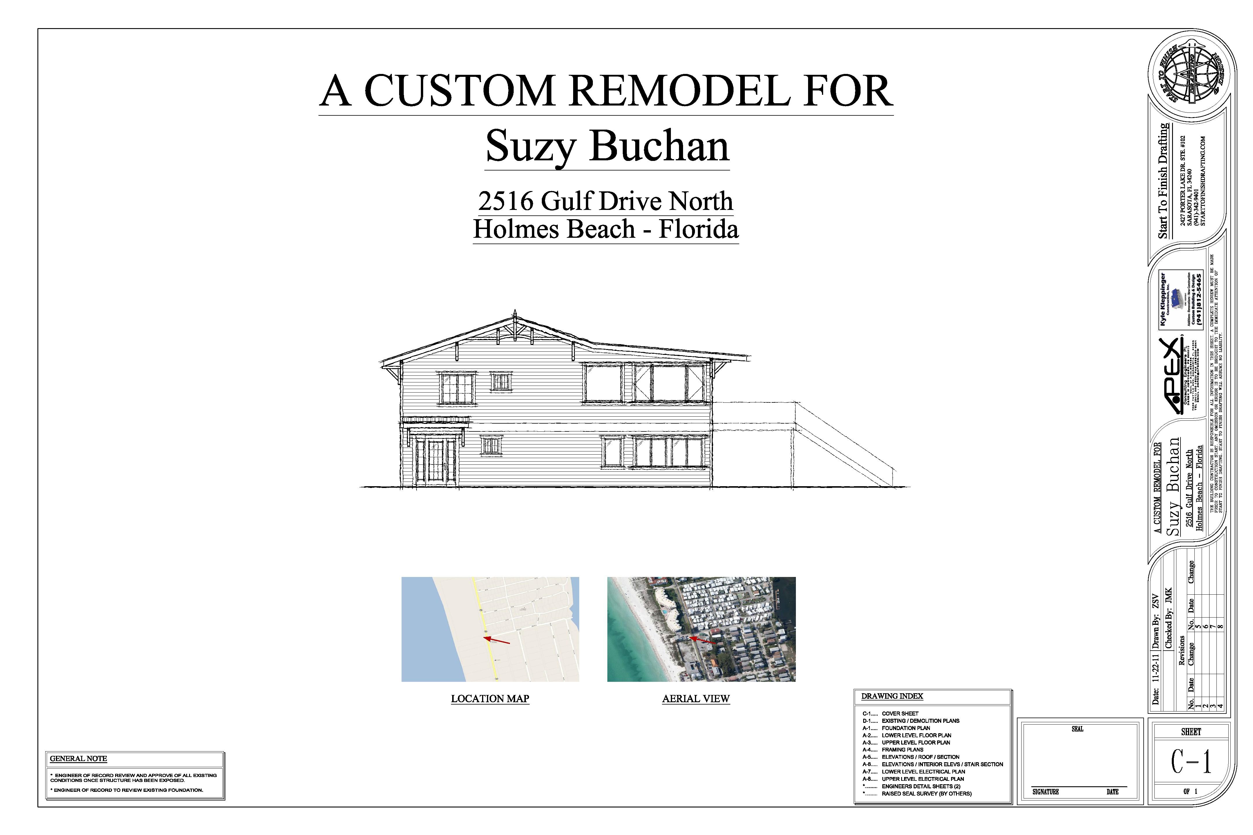Suzy beach house