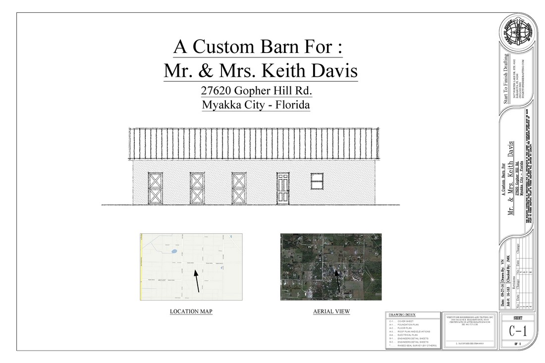 barns drafting
